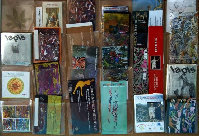 exhibitions claudio arezzo di trifiletti