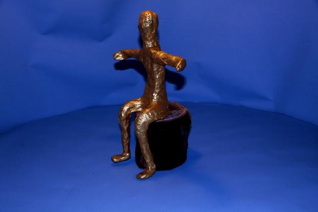 SCULPTURES CLAUDIO AREZZO DI TRIFILETTI ART 2011