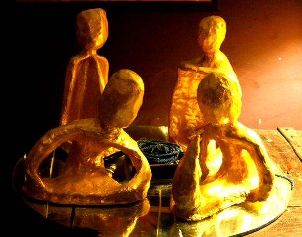 sculptures claudio arezzo di trifiletti