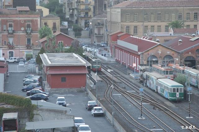 stazione catania borgo