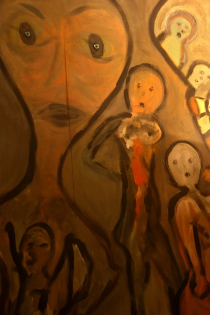 acrylic sicily contemporary artist