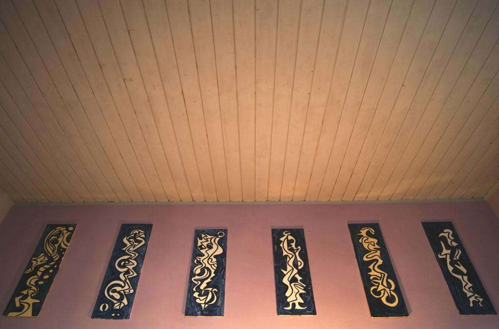 artista siciliano mezzanine living