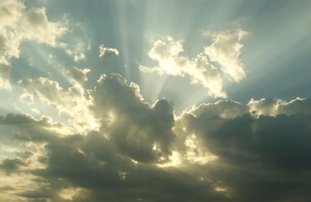 Il respiro della luce.