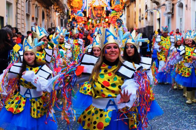 Carnaval en sicilia