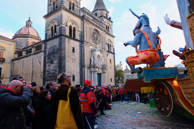 Carnival á Sikiley