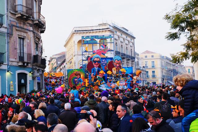 Karneval in Sizilien