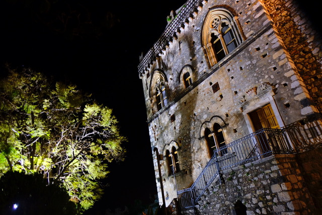 Taormina Romantic Hill