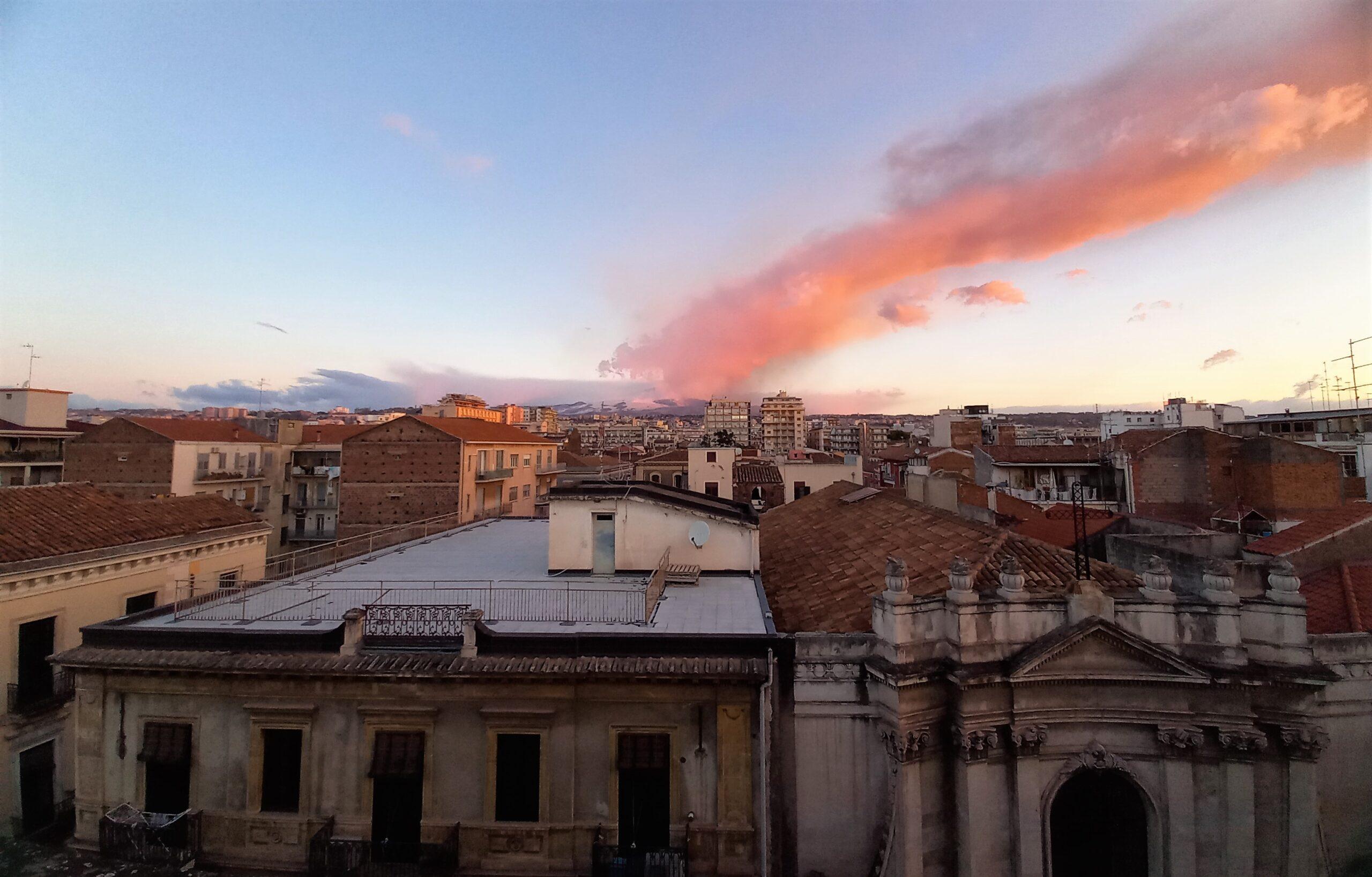 Etna Catania Via Umberto