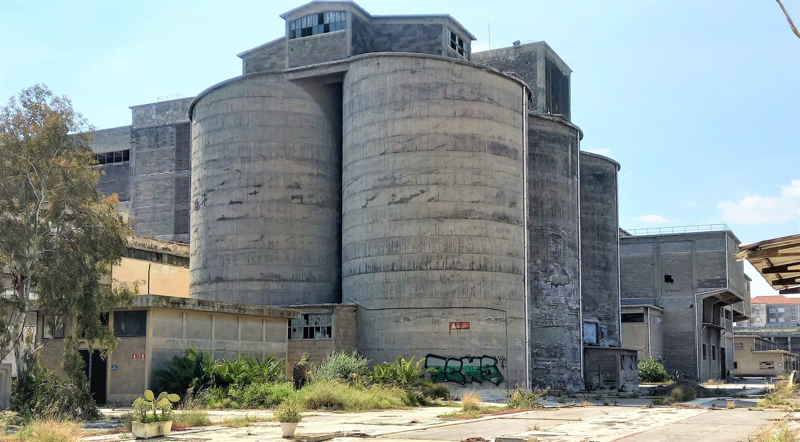 Ex Italcementi Catania, visioni in circolazione