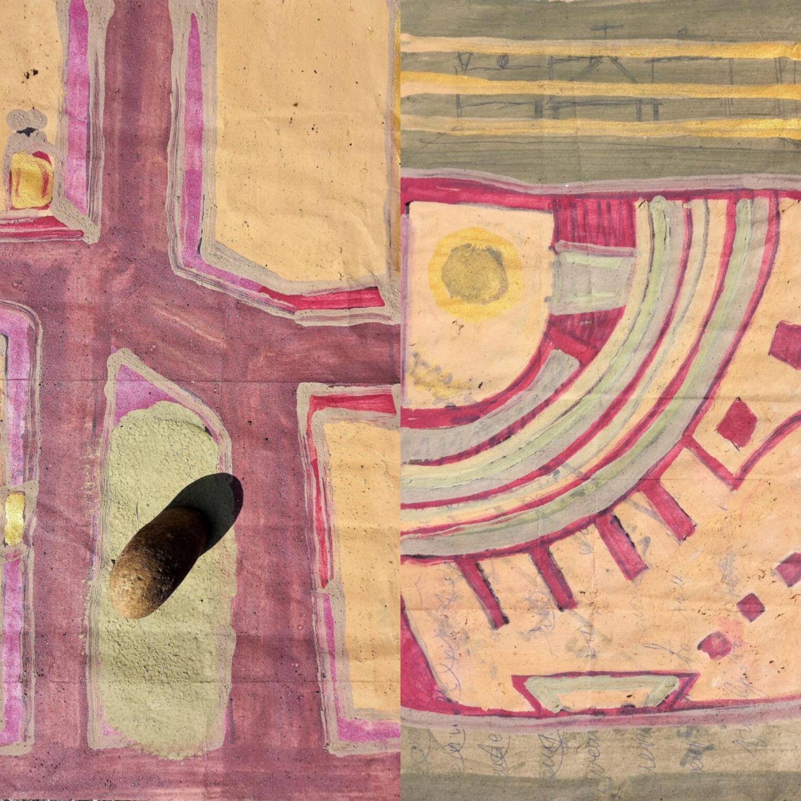 Manifesto Verde Urbano Catania Piazza Manganelli, Anfiteatro Romano (Piazza Stesicoro)